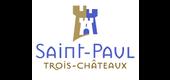 VILLE DE SAINT PAUL 3 CHATEAUX