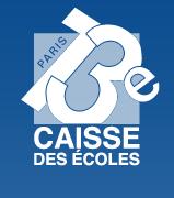 CAISSE DES ECOLES DU 13EME