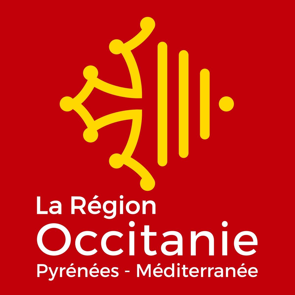 REGION OCCITANIE PYRENEES MEDITERRANEE