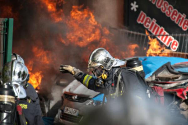 devenir sapeur-pompier professionnel