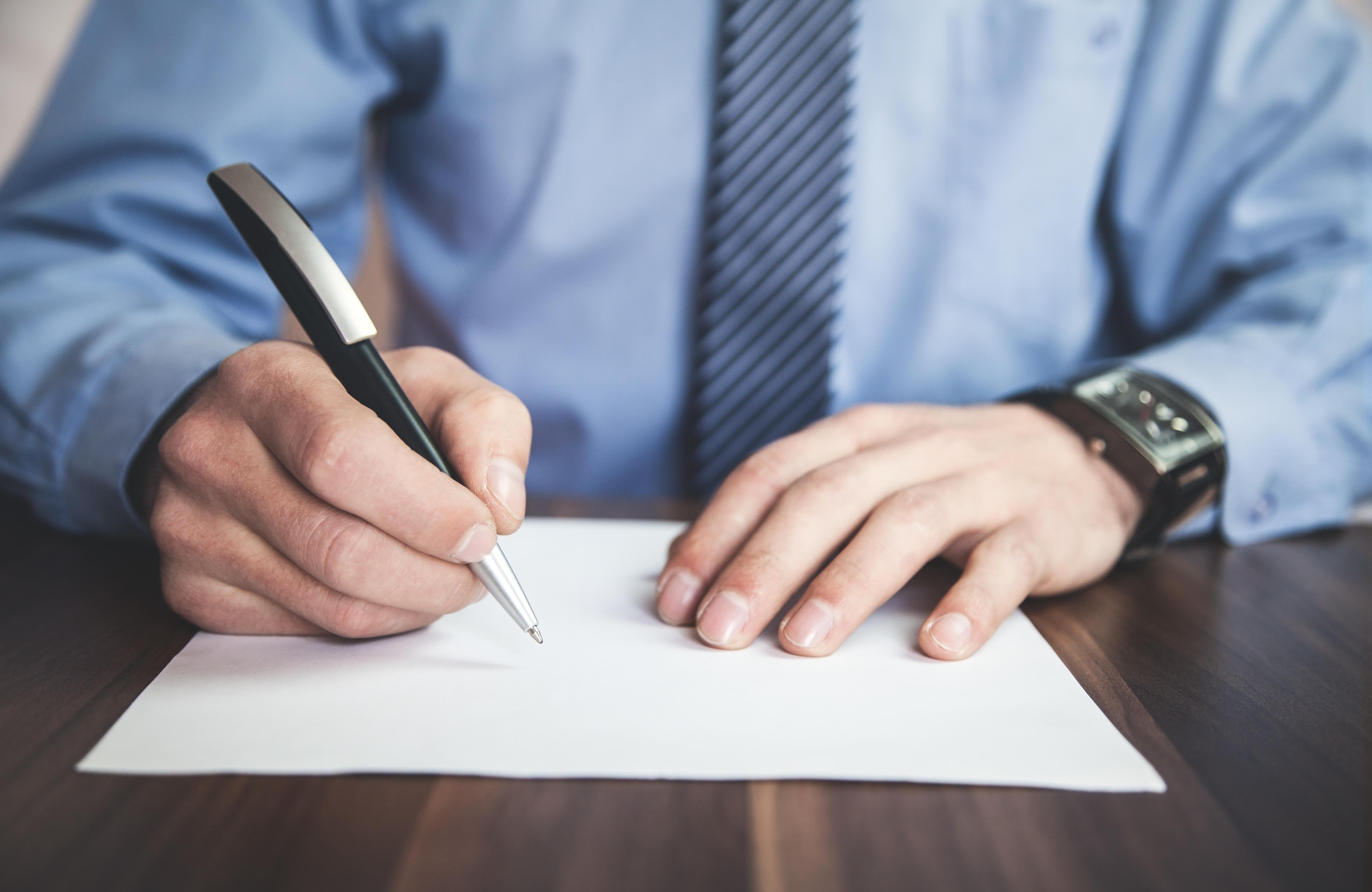 la lettre de motivation pour la fonction publique