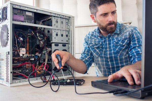 technicien informatique - fiche m u00e9tier